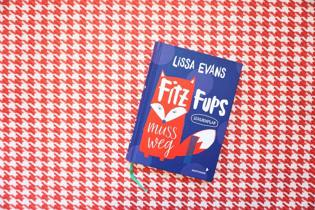"""Lissa Evans: """"Fitz Fups"""" muss weg"""
