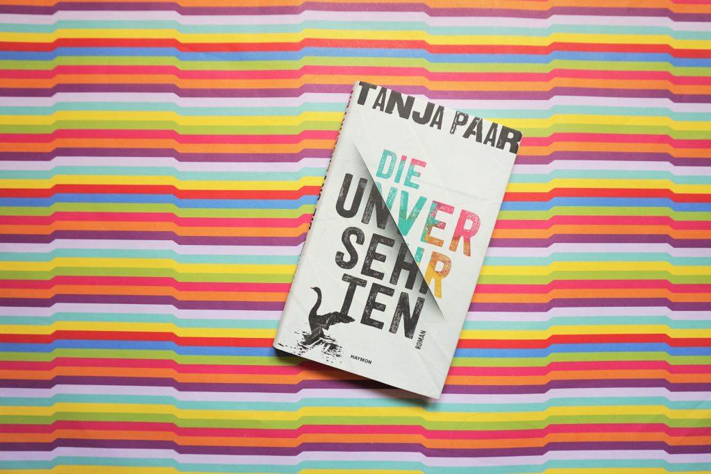 """Tanja Paar: """"Die Unversehrten"""""""