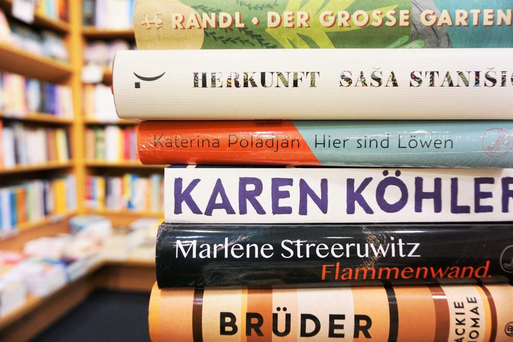 Deutscher Buchpreis 2019: Die Longlist – Eine Rezensionsübersicht