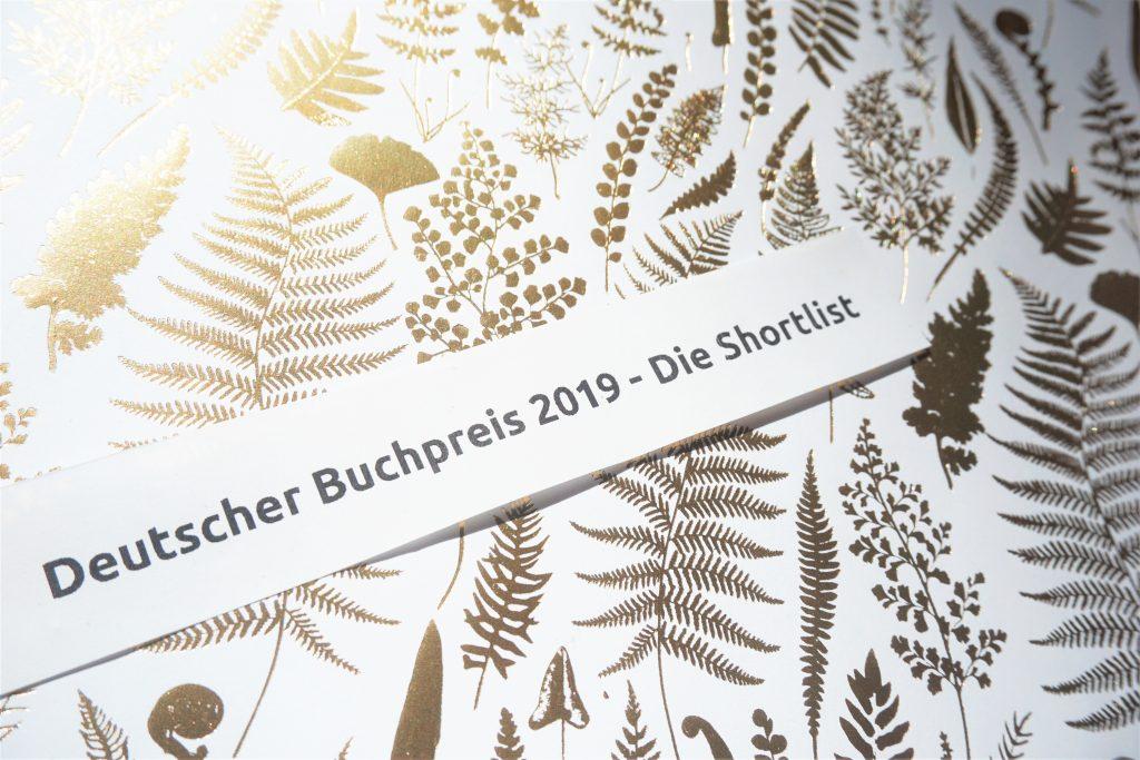 Deutscher Buchpreis 2019: Die Shortlist – Eine Rezensionsübersicht