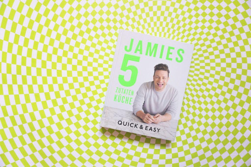 """Jamie Oliver: """"Jamies 5-Zutaten-Küche – Quick & Easy"""""""