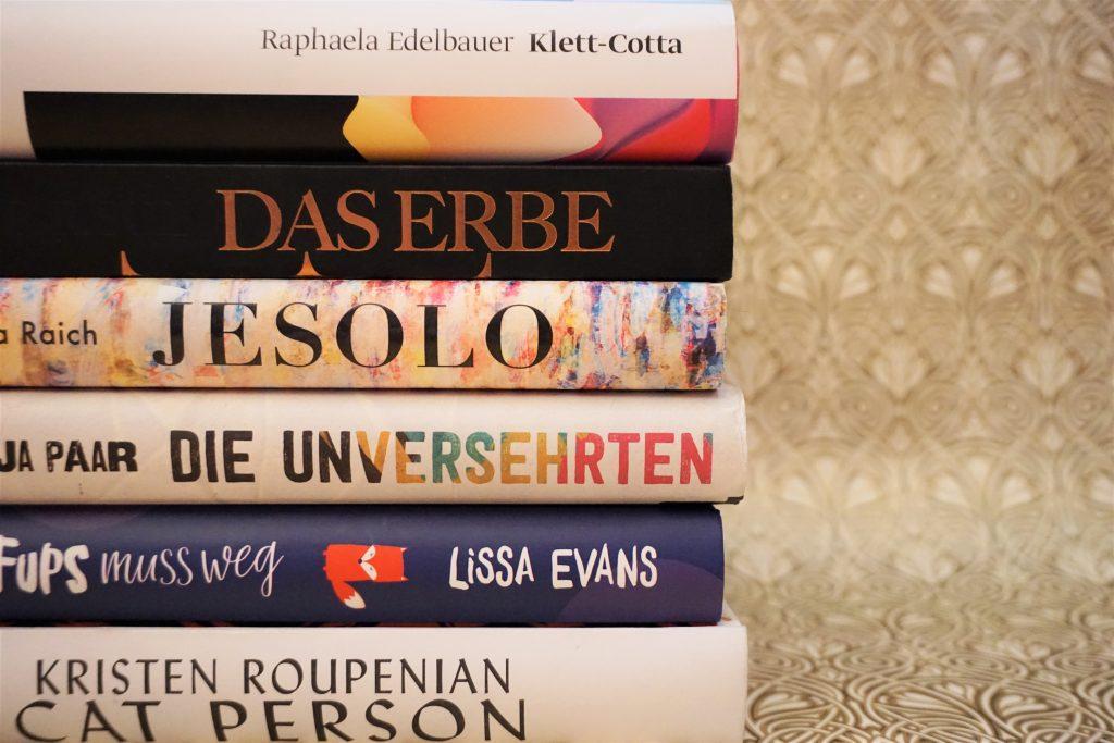 Die besten Romane des Jahres 2019