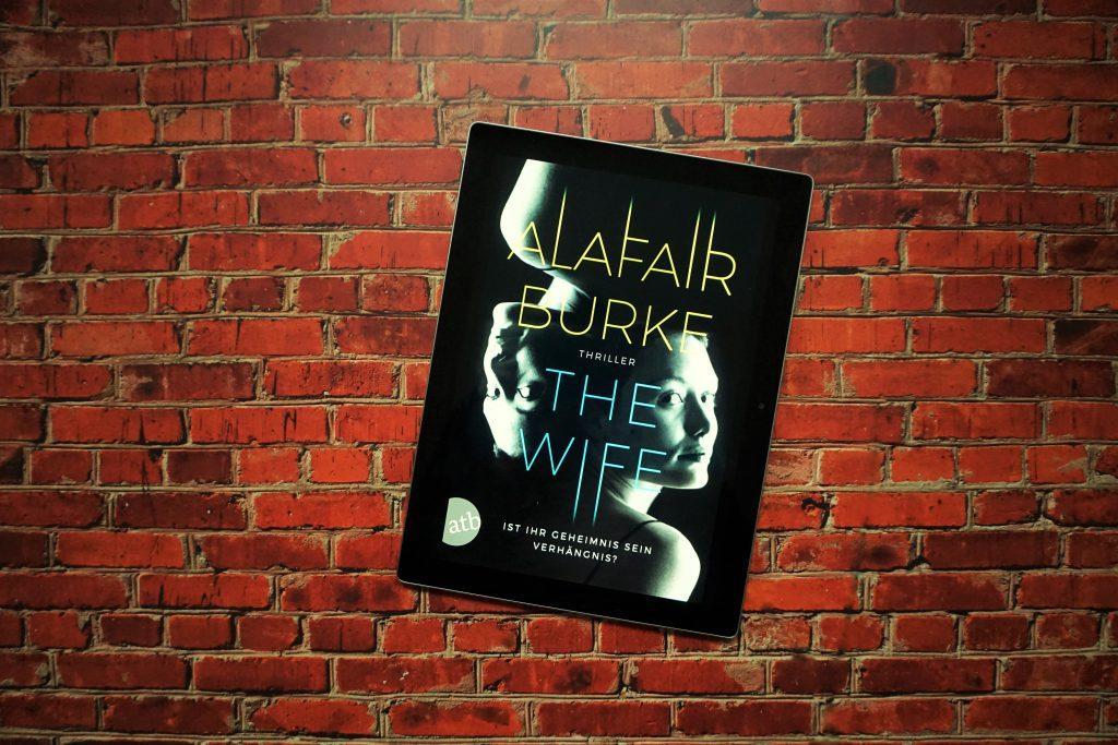 "Alafair Burke: ""The Wife"""
