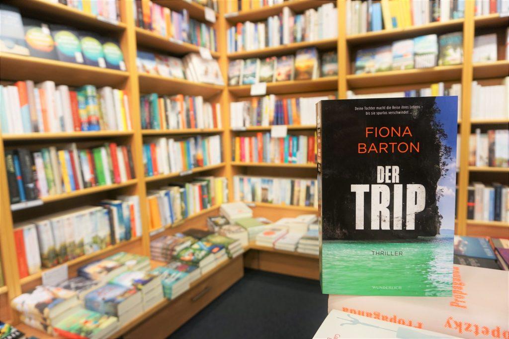 "Fiona Barton: ""Der Trip"""