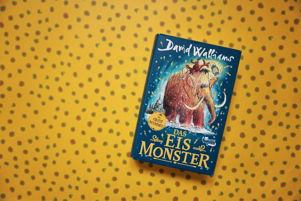 "David Walliams: ""Das Eismonster"""