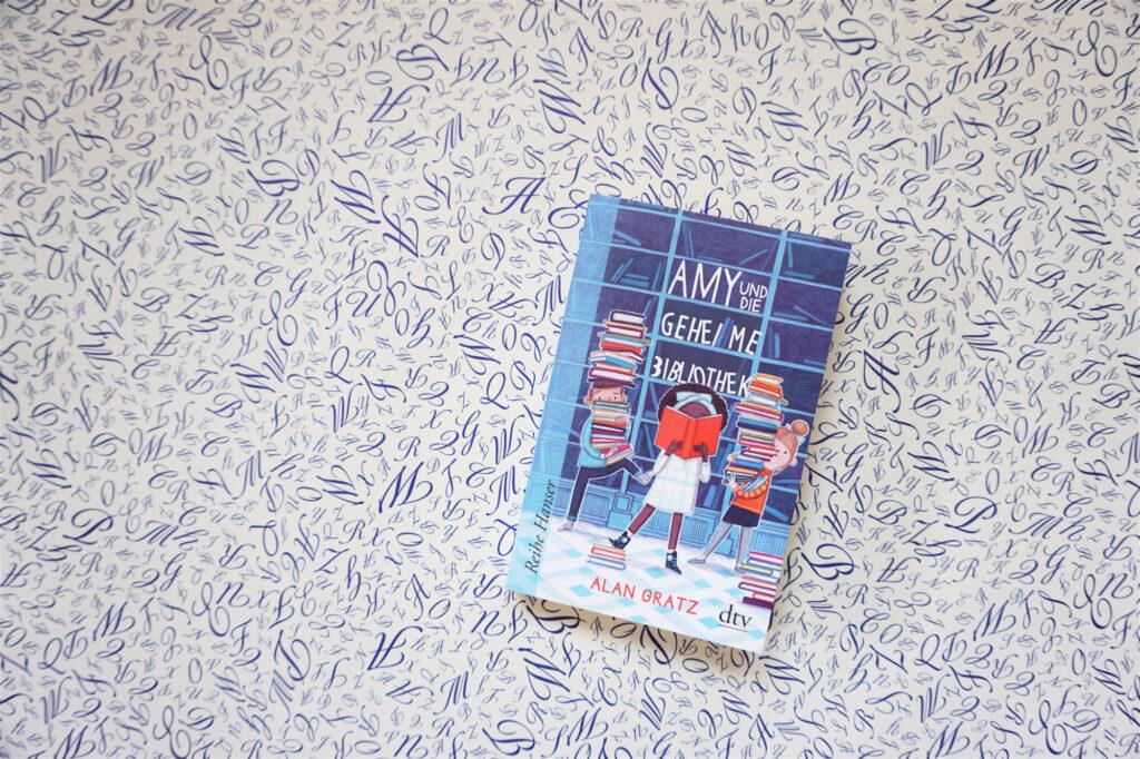 """Alan Gratz: """"Amy und die geheime Bibliothek"""""""