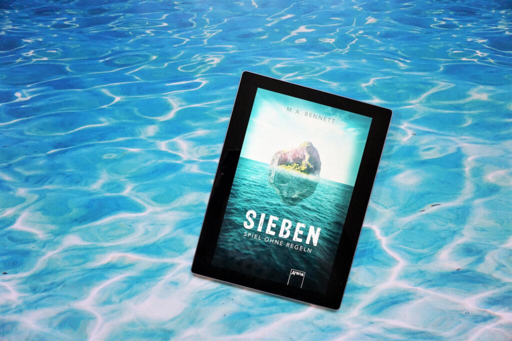 """M.A. Bennett: """"Sieben – Spiel ohne Regeln"""""""